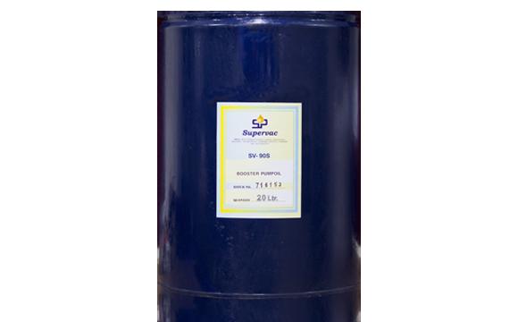 Organic Vapor Jet Booster Pump Oil : SV-JH