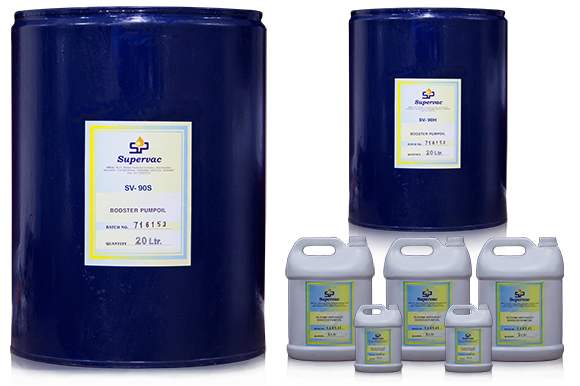 Booster Pump Oil