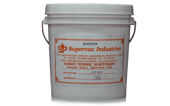 BORONOX Boron Nitride Suspension Paint Lubricant