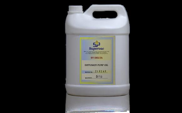 Hydrocarbon Diffusion Pump Oil : SV-DELTA