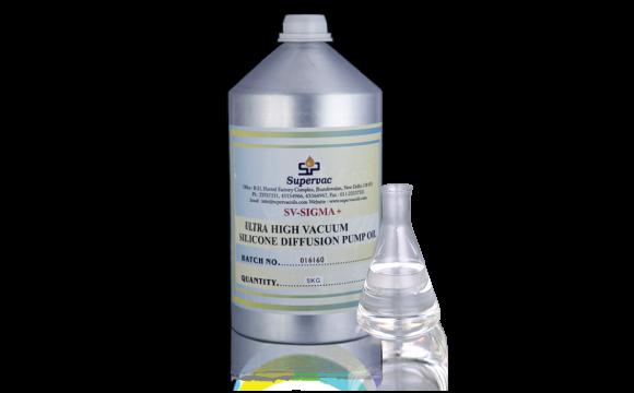 Diffusion Pump Oil : SV-SIGMA+
