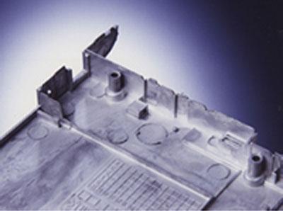 defect in metallizing